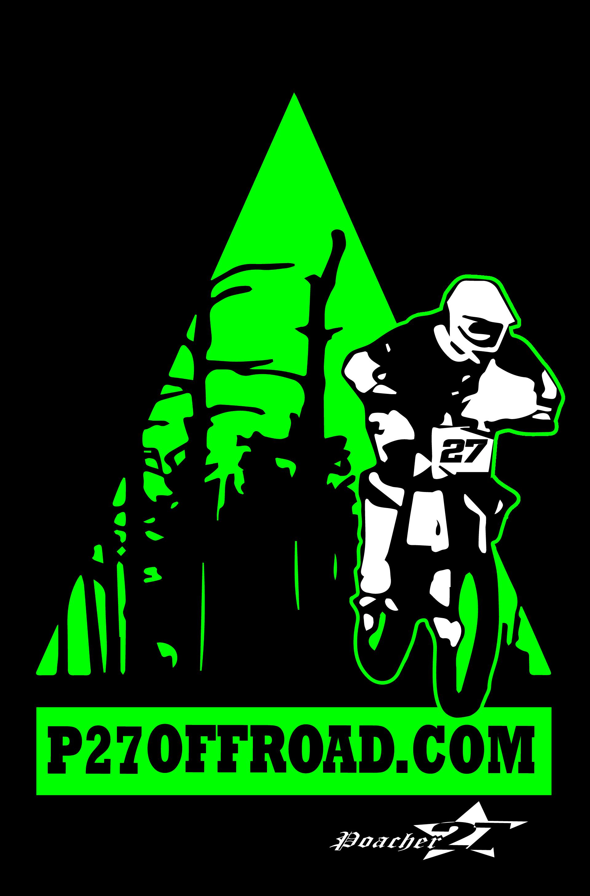 P27 Offroad Logo Mx New England MXNE